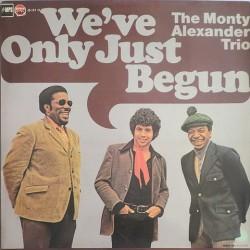 Monty Alexander Trio - We've only just begun JS- 121 H