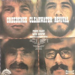 Creedence clearwater revival - Proud Mary Bayou Country M-40-010-S