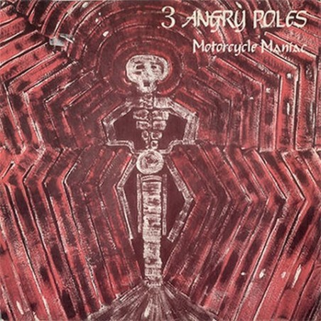 3 Angry poles - Motorcycle maniac BIAS 34