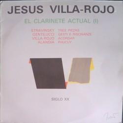 Jesus Villa-Rojo - el Clarinete Actual (I) S 20002