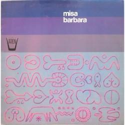 Alfredo de Robertis & Humberto Canto - Misa Barbara FARN 91015