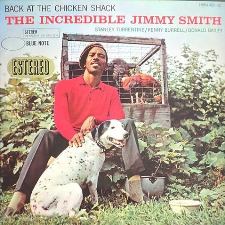Jimmy Smith - Back at the chicken shack HBN 451-12