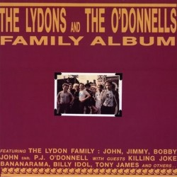 Lydons And The O'Donnells - Family album JOCK LP5