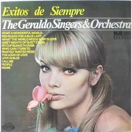 Geraldo singers & orquesta - Exitos de Siempre M- 18.093