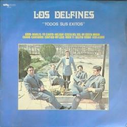 Los Delfines - ¡Todos sus exitos! BN-LP-458