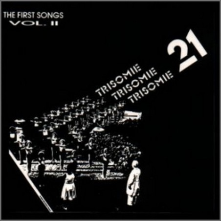 Trisomie 21 - The first songs (vol.II) LD 8814