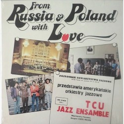 TCU Jazz Ensamble - From Russia & Poland TCU-1