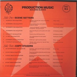 Various Artists - Production Music B-6