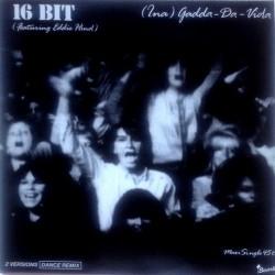 16 bit - (Ina) Gadda-Da-Vida 870 099-1