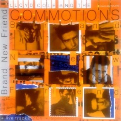Lloyd Cole & the Commotions - Brand New Friend 883 352-1