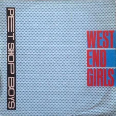 Pet shop boys - West End Girls 12R6115