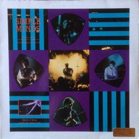 Simple minds - Don't You (Forget About Me) 601 766-213