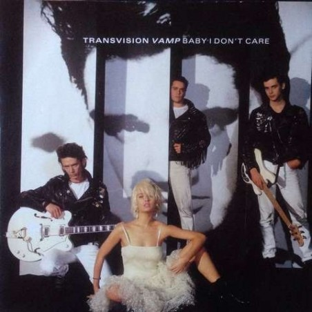 Transvision vamp - Baby I Don't Care TVVT 6