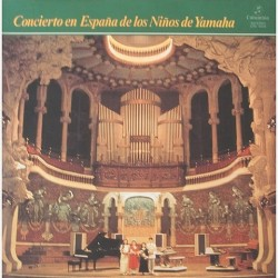 Yumiko Tanaka - Concierto en España CPS 9676