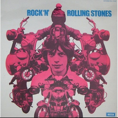 Rolling stones - Rock 'n' Rolling Stones SKL 5149