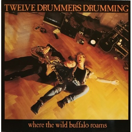 Twelve drummers drumming - Where The Wild Buffalo Roams 834 729-1