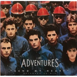 Adventures - Send My Heart (Extended Re-Mix) 601 577
