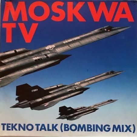 Moskwa tv - Tekno Talk (Bombing Mix) WESTSIDE 21014