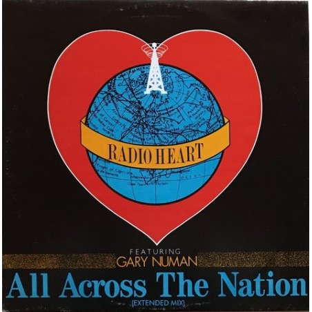 Radio heart - All Across The Nation 6.20831