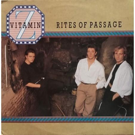 Vitamin z - Rites Of Passage MERH 73