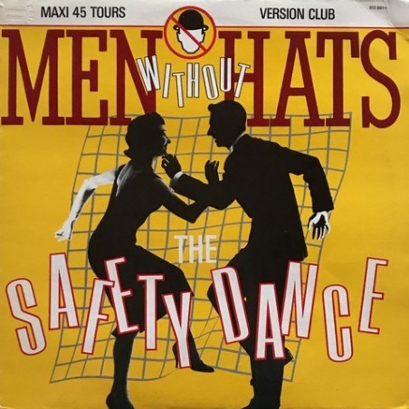 Men without hats - The Safety Dance 813 861-1