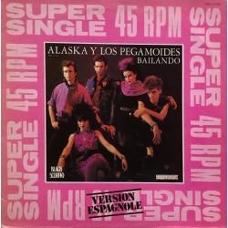 Alaska y los Pegamoides - Bailando SCM 12 1236