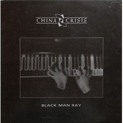 China crisis - Black Man Ray 80164