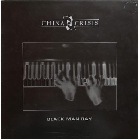 China crisis - Black Man Ray 80164