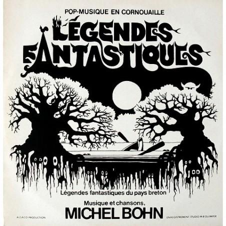 Michel Bohn - Legendes Fantastiques 775