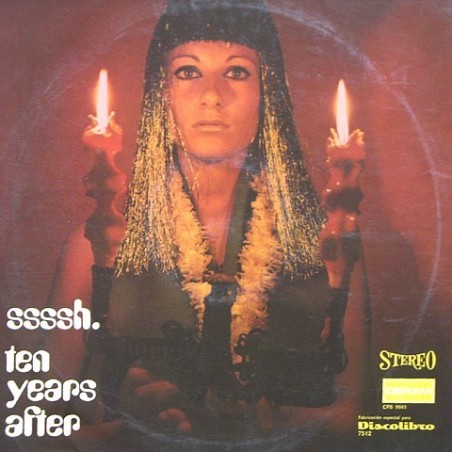 Ten Years After - ssssh. CPS 9041 /7512