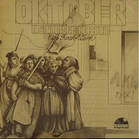Oktober - Die Parisier Commune