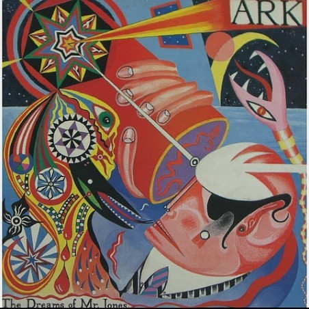 Ark - The Dream Of Mr. Jones AMA0102