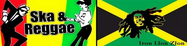 Reggae, Ska, Bluebeat